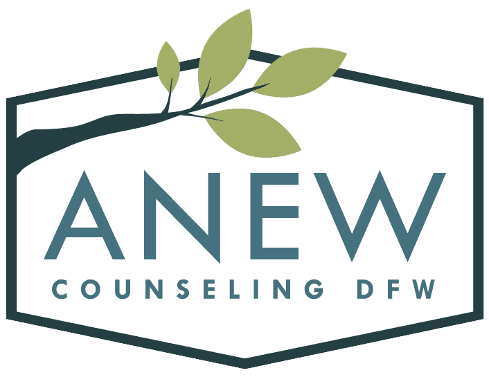ANEW Logo Branch with Leaves